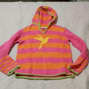 Garnet Hill Pink Sweater for Girls Size XL